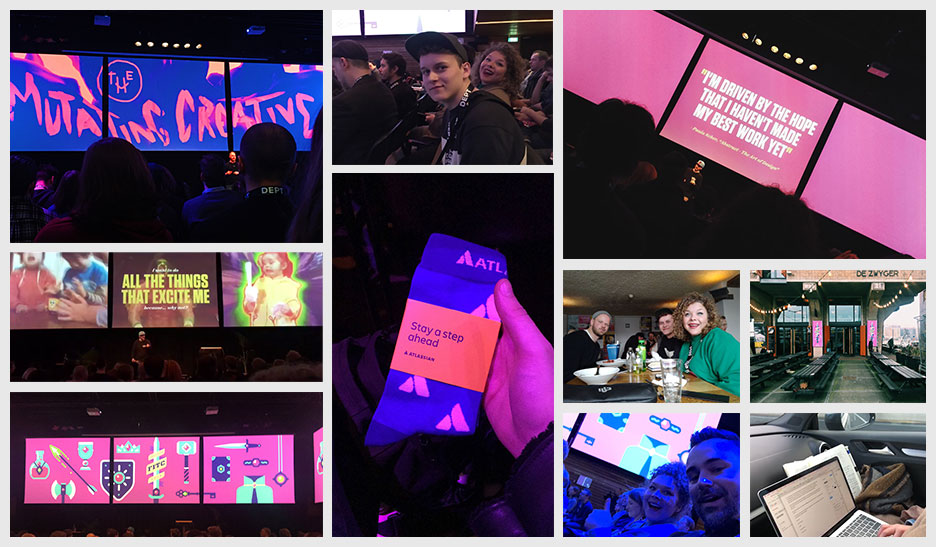FITC Amsterdam photo gallery